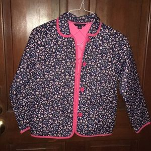 🌸Lands' End Girl's Quilted Jacket🌸
